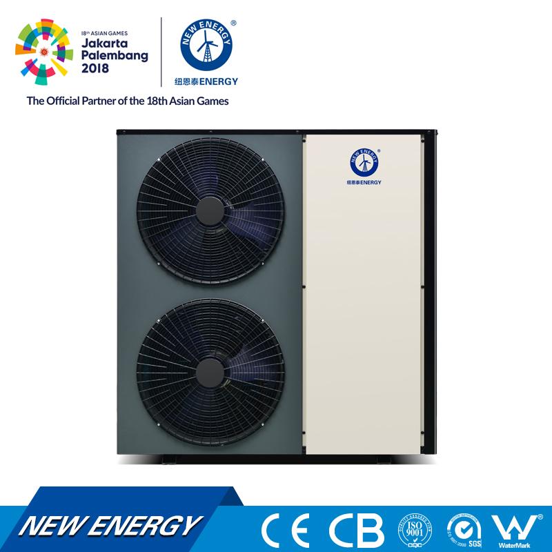 NULITE-Hybrid Heat Pump Manufacture | 8kw 200l Dc Inverter All In One Heat Pump-9