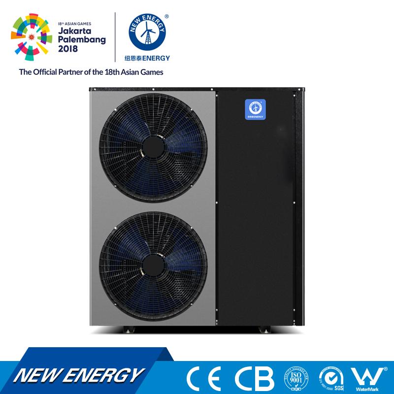 NULITE-Hybrid Heat Pump Manufacture | 8kw 200l Dc Inverter All In One Heat Pump-10
