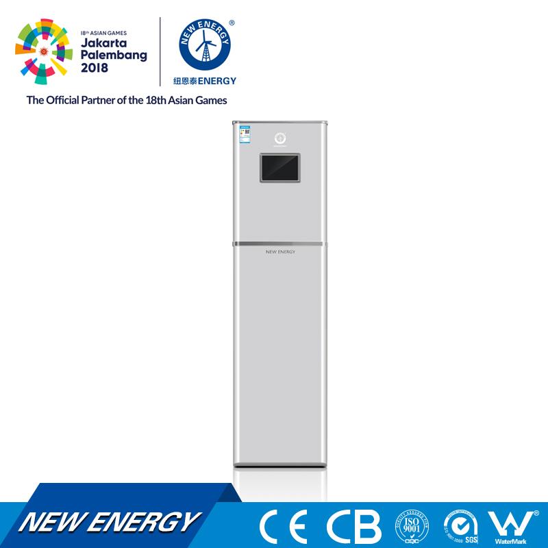 NULITE-Hybrid Heat Pump Manufacture | 8kw 200l Dc Inverter All In One Heat Pump-11