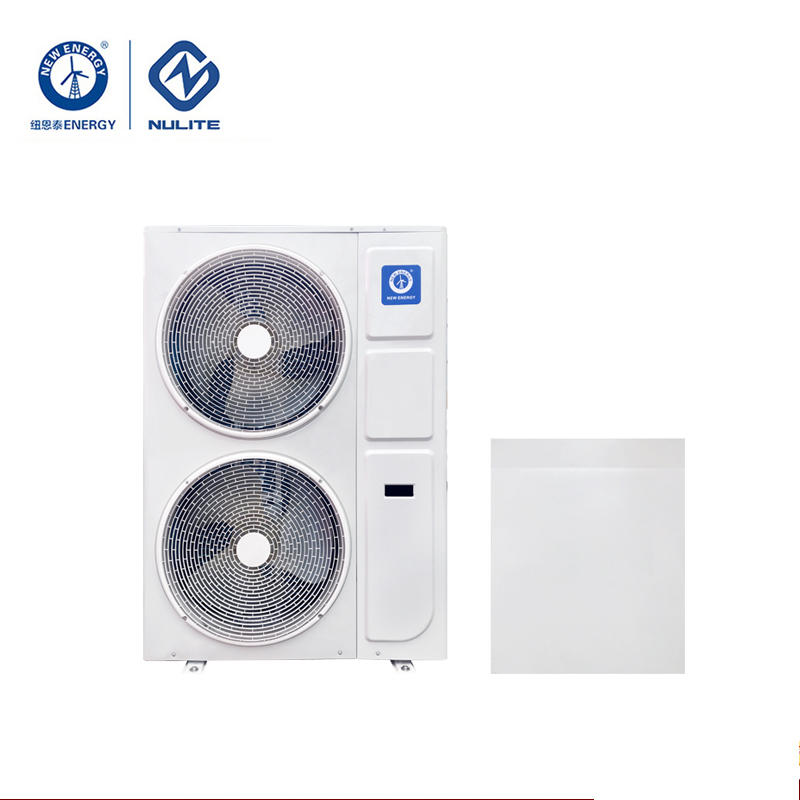 Split DC inverter air to water heating&cooling&hot water 3 in one heat pump