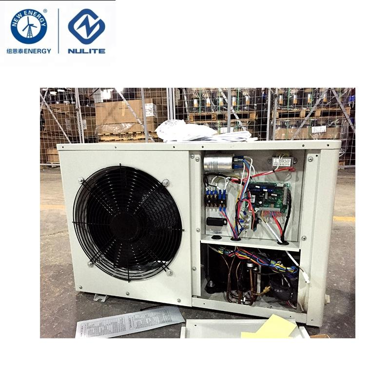 5KW Mini Air to water heat pump water heater