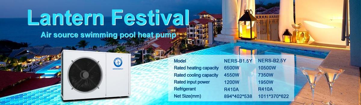 NULITE-Domestic Air Source Heat Pump-nulite New Energy Heat Pumps At India Acrex 2019-4