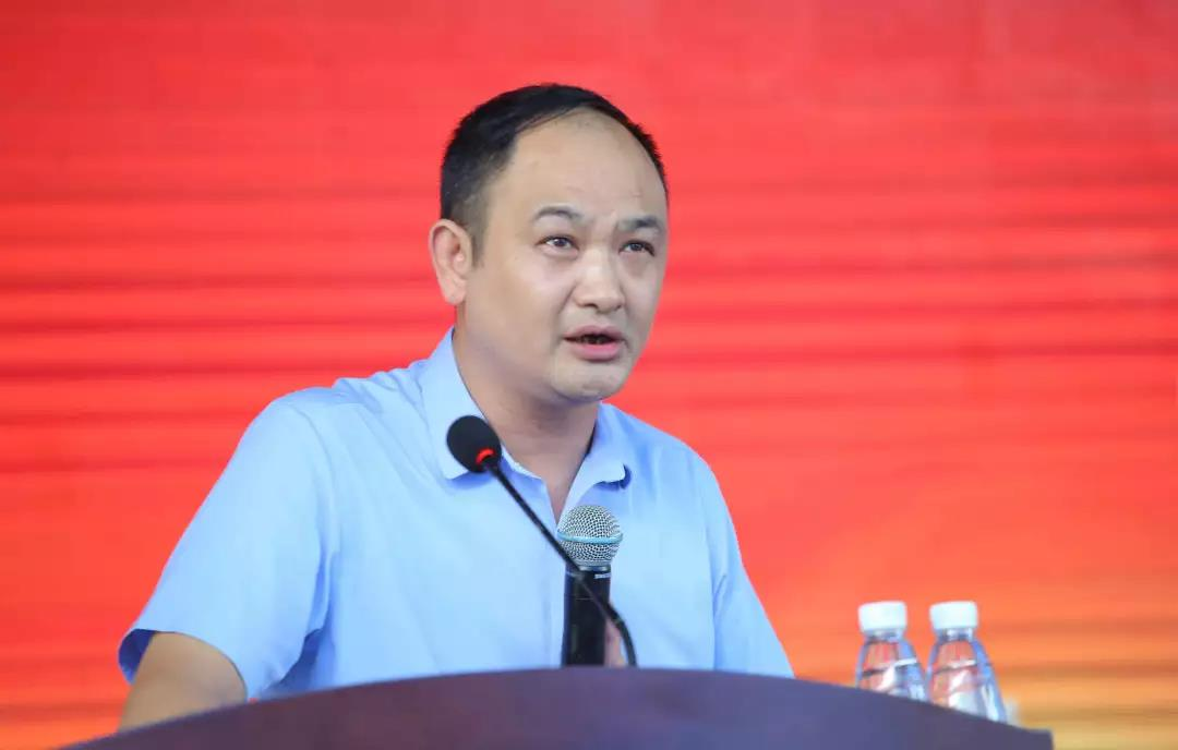 NULITE-The Ceremony Of The New Energy Zengcheng Headquarters Base-3