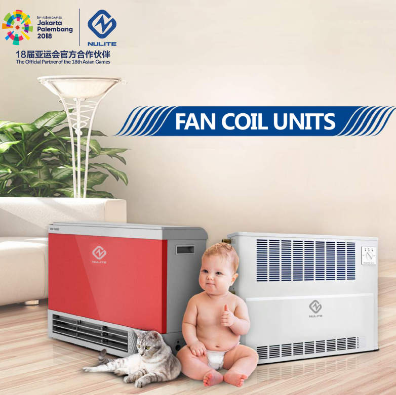 product-NULITE-42KW Heating Capacity Nulite New Energy Freestanding Fan Coil Unit NERS-FP51G-img