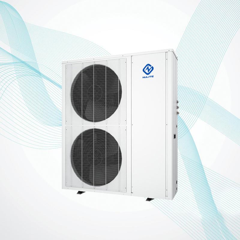 DC Inverter All In One 30KW NE-C8BZ-B2FIIF Heat Pump Water Heater(Heating & Cooling)