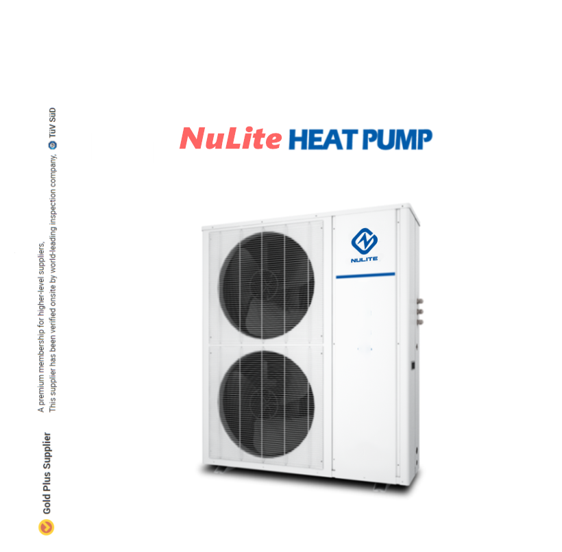 product-NULITE-DC Inverter All In One 30KW NE-C8BZ-B2FIIF Heat Pump Water HeaterHeating Cooling-img