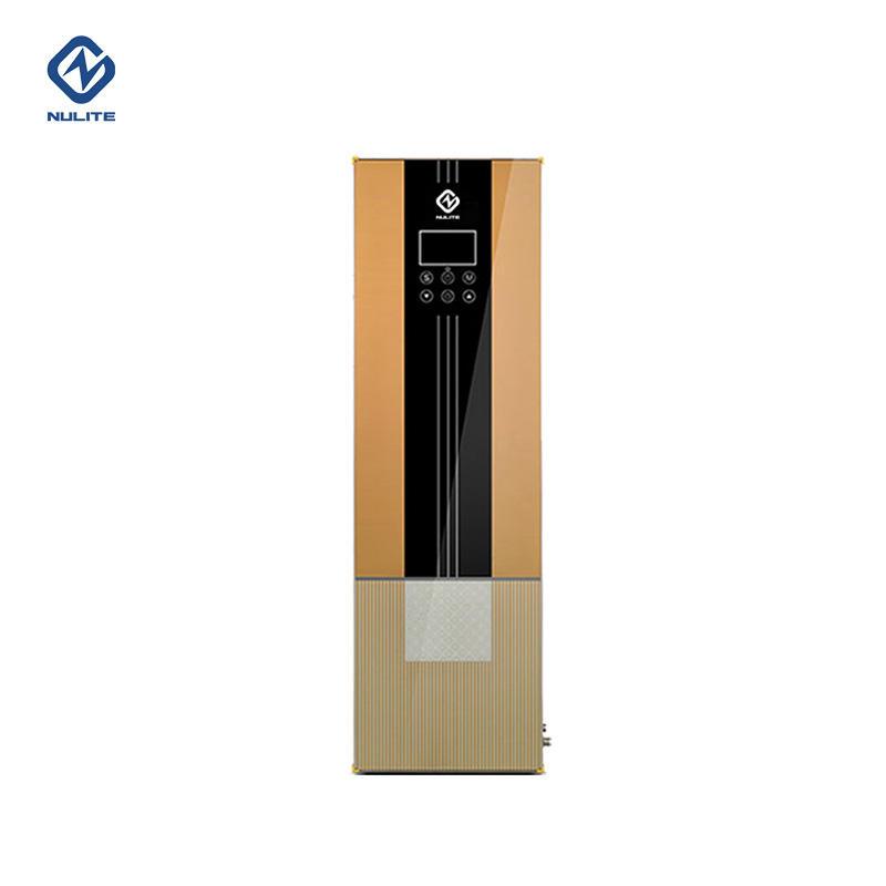 5.3KW R134a household mini floorstanding 240L all in one heat pump-NERS-FR200II
