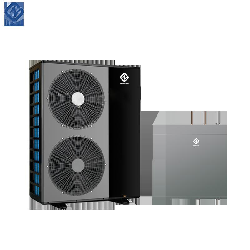 Split DC Inverter 20KW 22KW BKDX50-200I/150S Heat Pump Water Heater(Heating & Cooling & Hot Water)