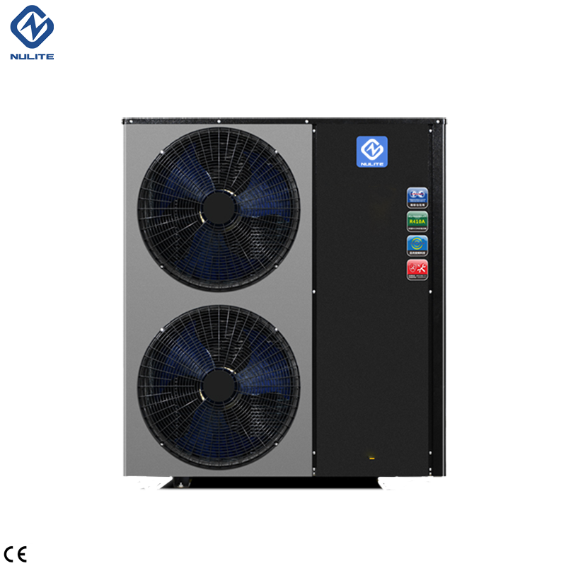 -25c work 19.7kw mono block EVI Air Source Heat Pump water heater model B5S-D