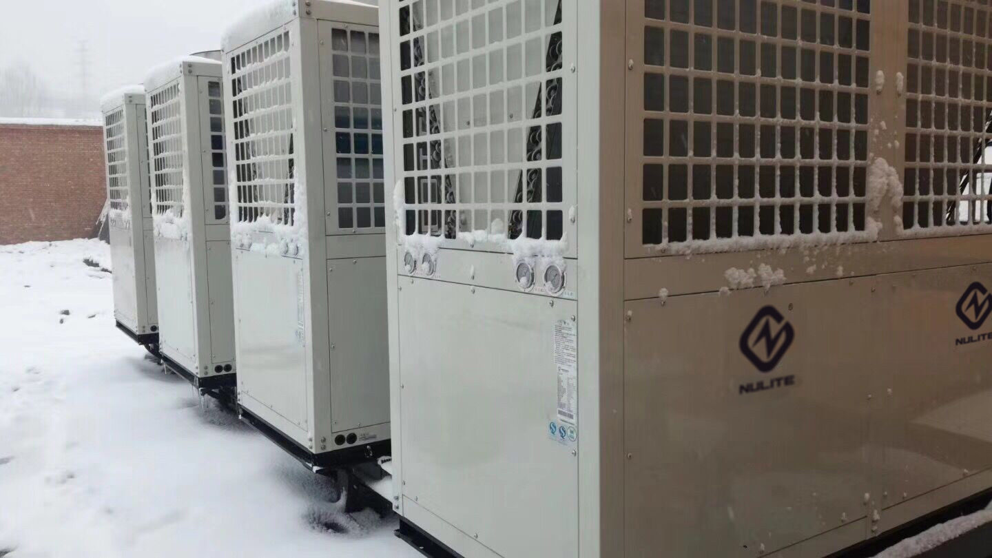 product-monoblock DC Inverter 20KW BKDX50-200I1S A+ Heat Pump Water HeaterHeating Cooling Hot Wate-3