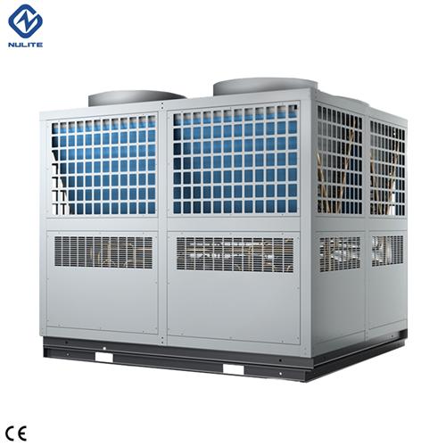 -25c work 140kw mono block EVI Air Source Heat Pump water heater model NERS-G40D