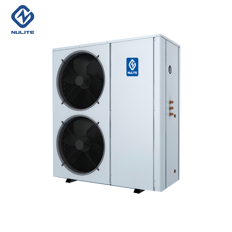 Stainless steel swimming pool heat pump for outdoor pool water heating 24kw