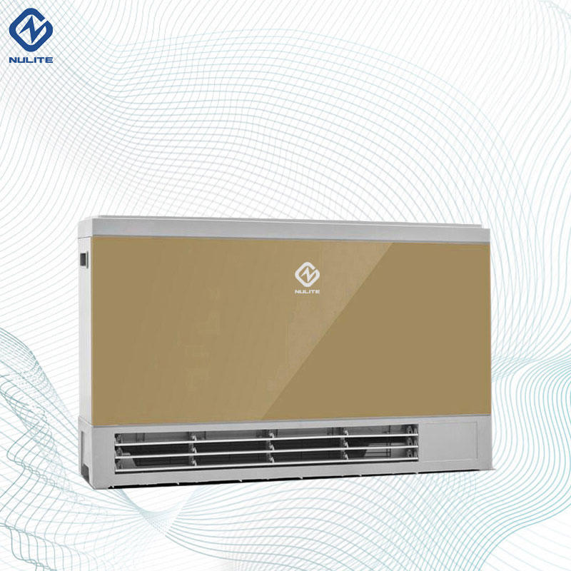 NULITE New Energy floorstanding floor heating fan coil house heating fan coil (NERS-FP51G)