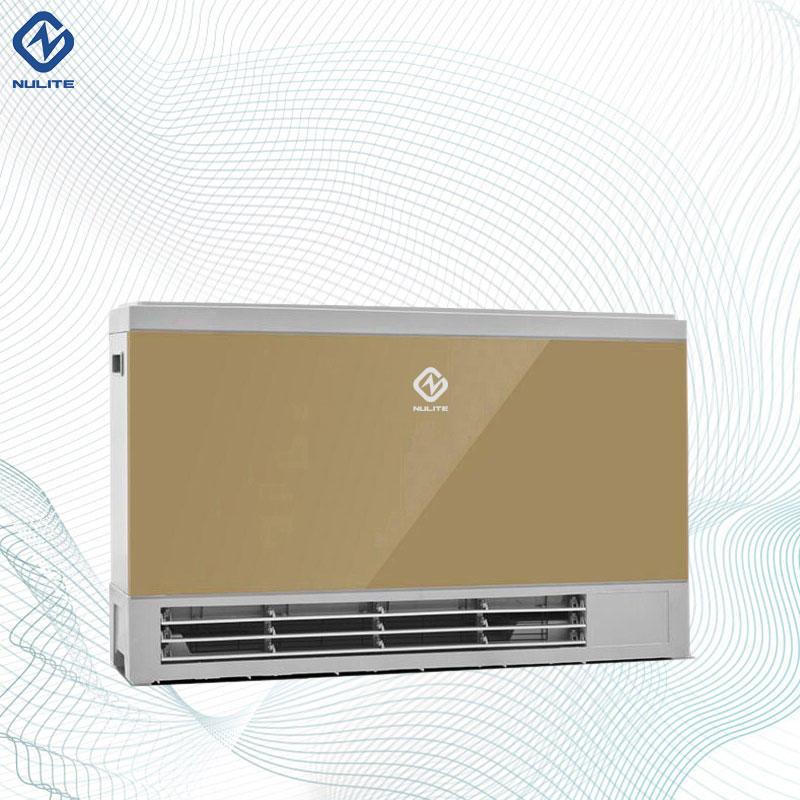 NULITE New Energy floorstanding floor heating fan coil house heating fan coil (NERS-FP51G)