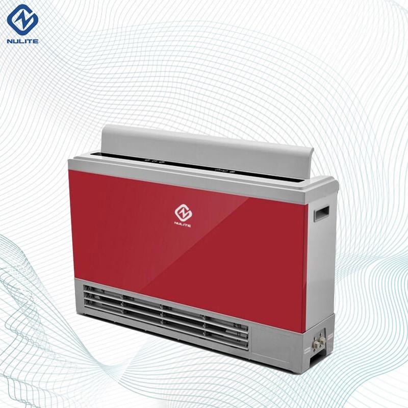 product-NULITE-NULITE New Energy floorstanding floor heating fan coil house heating fan coil NERS-FP-1