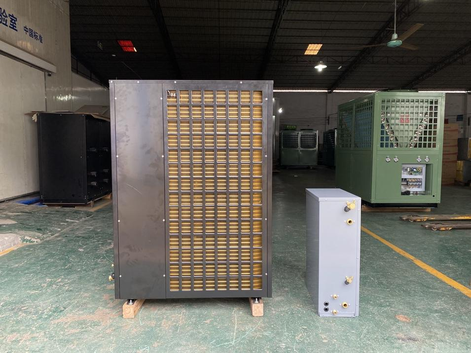 20KW ERP A++ full dc inverter heat pump for heating cooling DHW