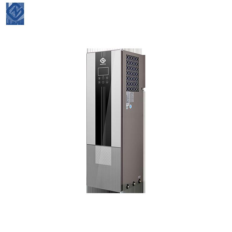 5.1KW 70degre household water heater floorstanding 220L all in one heat pump