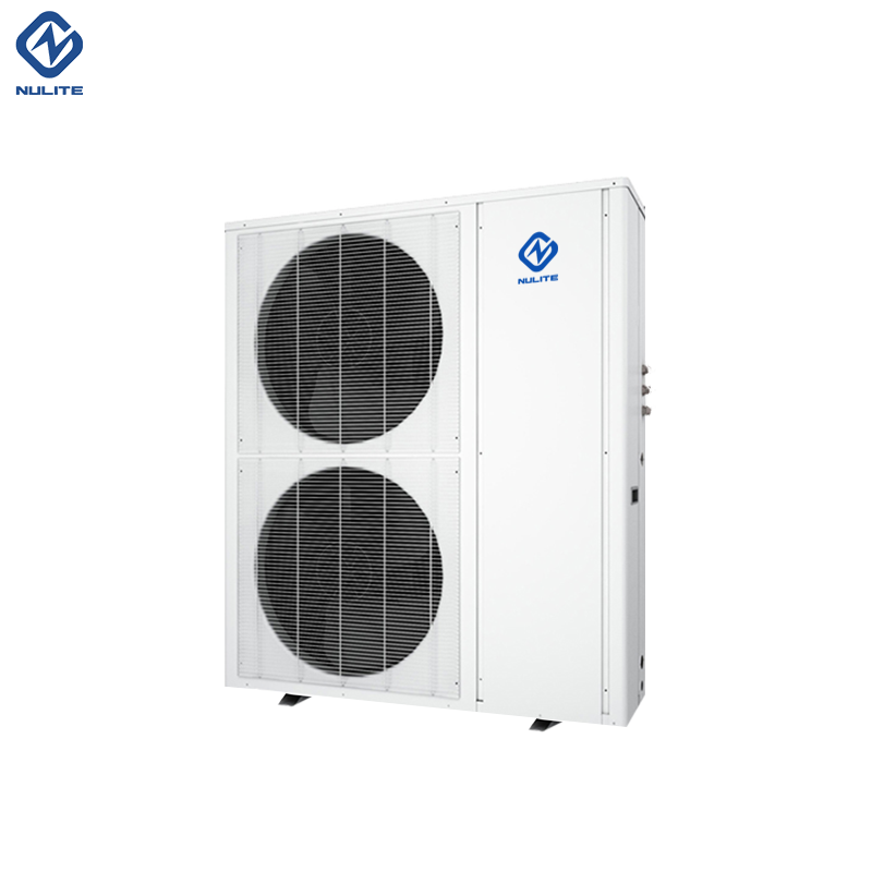 DC Inverter All In One 30KW NE-C8BZ-B2FIIF Heat Pump Water Heater(Heating & Cooling)