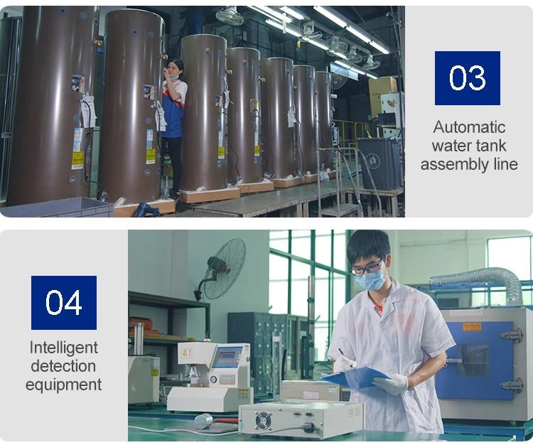 product-NULITE-Household All In One Enamel tank 200L 18KW 300L 3KW Heat Pump-img-2