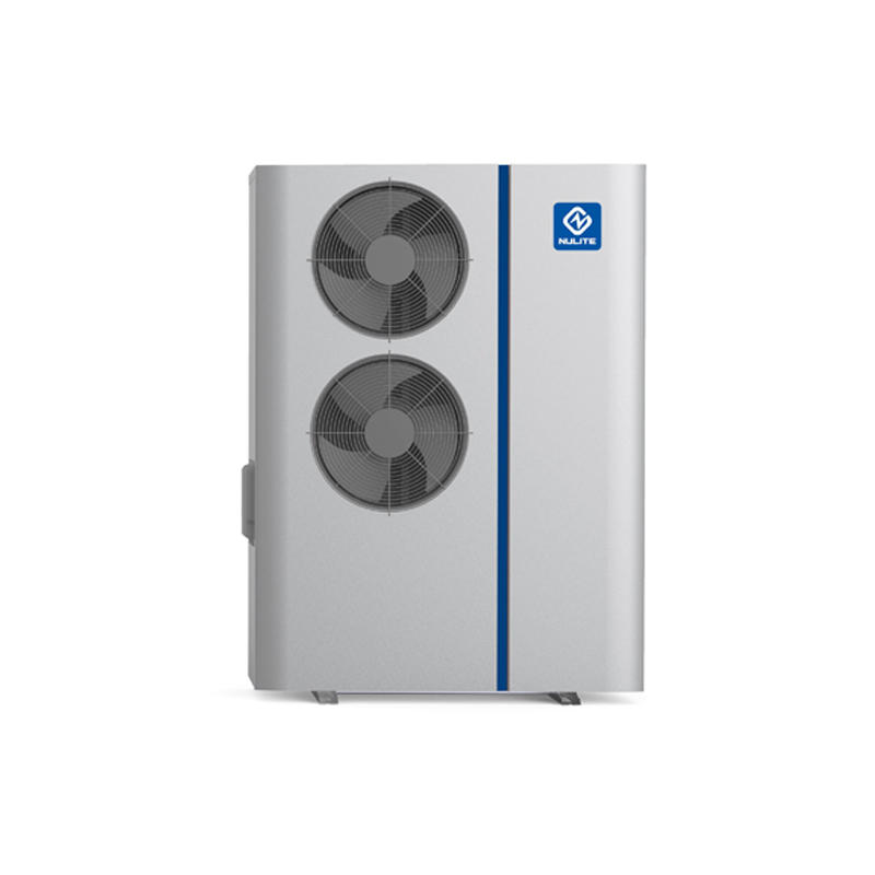 New! 12.5kw R32 DC inverter Heat pump With Built-in Water Tank,2kw e-heater