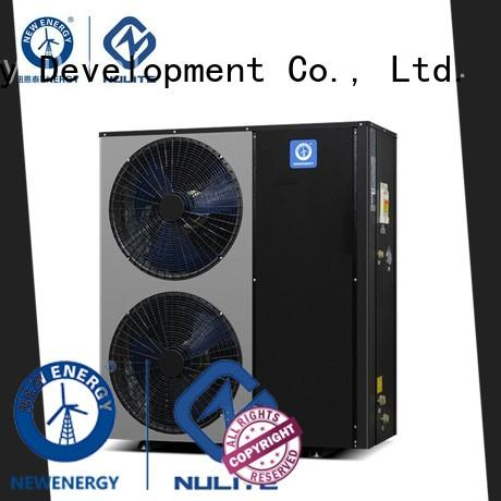 universal water source heat pump ODM for low temperature NULITE