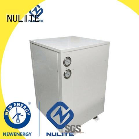 pollution -free geothermal heat pump manufacturers for wholesale for hot climate