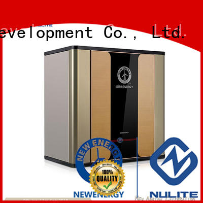 NULITE floor-standing absorption heat pump fast installation for house