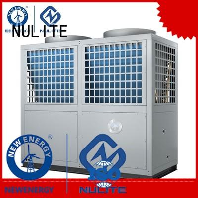NULITE top quality air source heat pump water heater ODM for hot climate