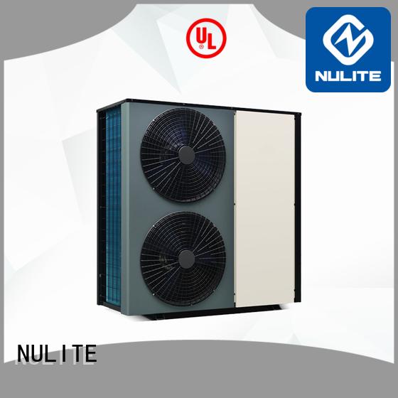 NULITE dc inverter heat pump bulk production for office