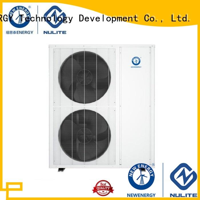 functional inverter heat pump universal for heating