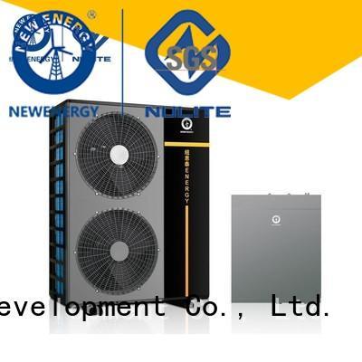 NULITE universal monoblock evi heat pump cheapest factory price for workshop