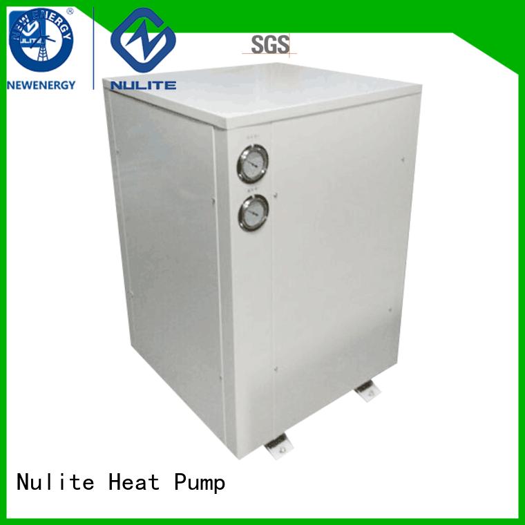 NULITE environmental friendly payne heat pump for low temperature
