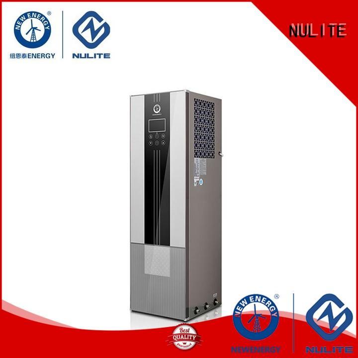 NULITE Brand heat 70degre pump all in one heat pump manufacture