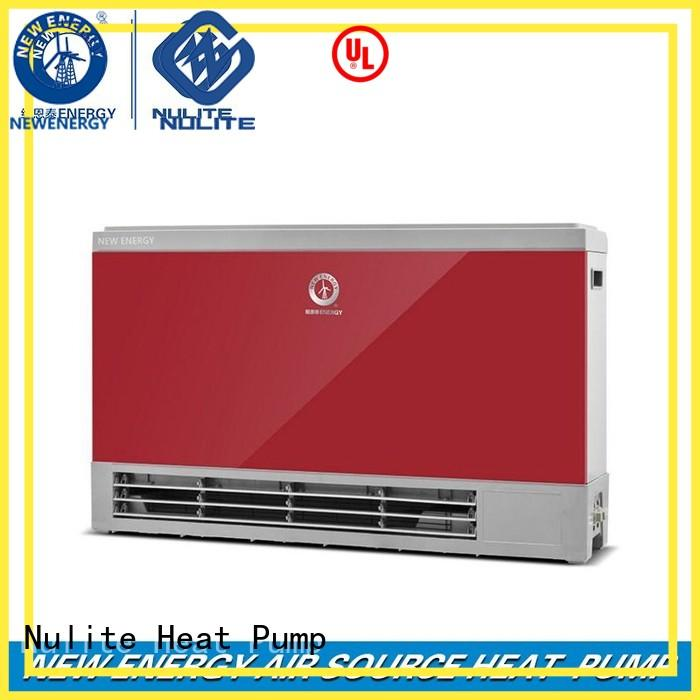 NULITE durable floor standing fan coil unit custom for office