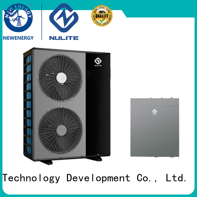 NULITE top selling panasonic monobloc heat pump cheapest factory price for cold weather