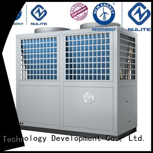 82kw cooling heat air source heat pump water heater NULITE Brand company