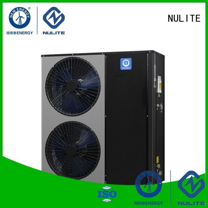 72kw 25c heater NULITE Brand evi air source heat pump manufacture