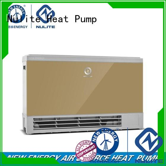 floor standing ducted fan coil unit best supplier for family NULITE