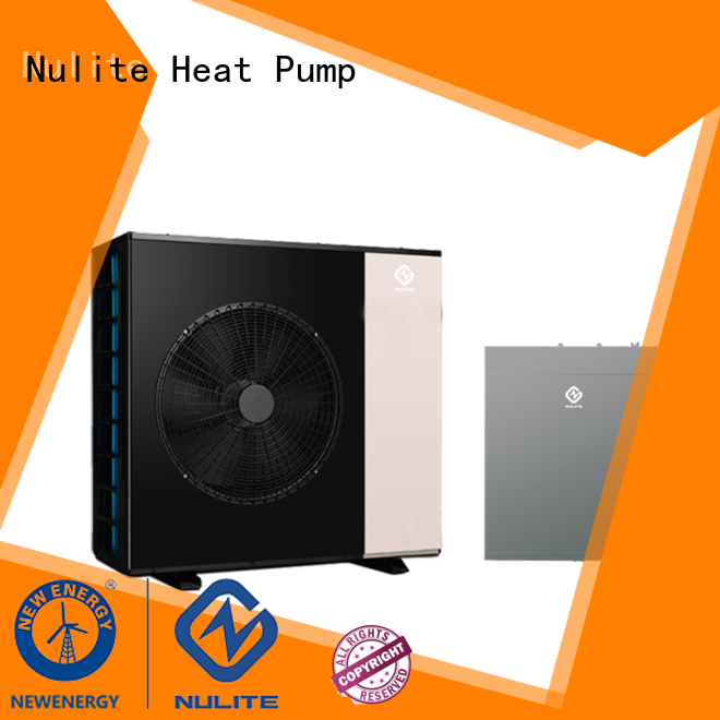 NULITE popular air source heat pump manufacturers cheapest factory price for office