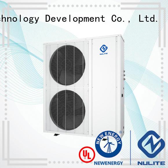NULITE popular inverter heat pump top quality for heating