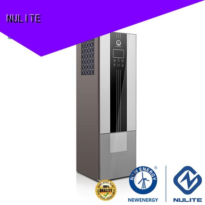 vertical heat pump floorstanding 3573kw heat Warranty NULITE