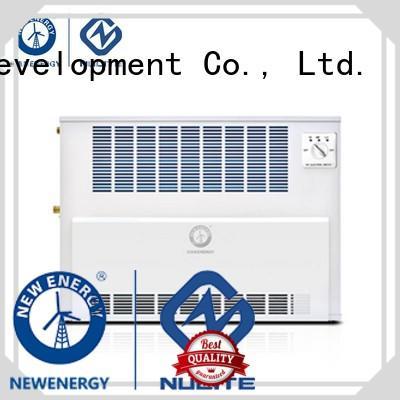heating floor-standing fan coil heating floor NULITE Brand company