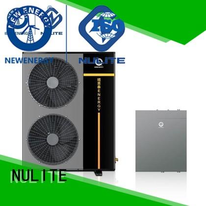 NULITE Brand b3sd 9kw cooling low temperature heat pump