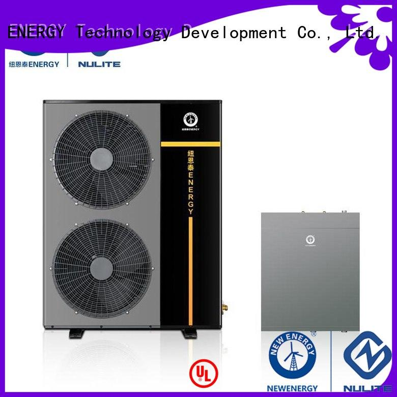 commercial split system heat pump OEM for office