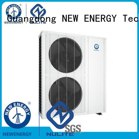 NULITE inverter heat pump top quality for family