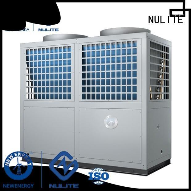 NULITE Brand pump water 35kw custom air source heat pumps for sale