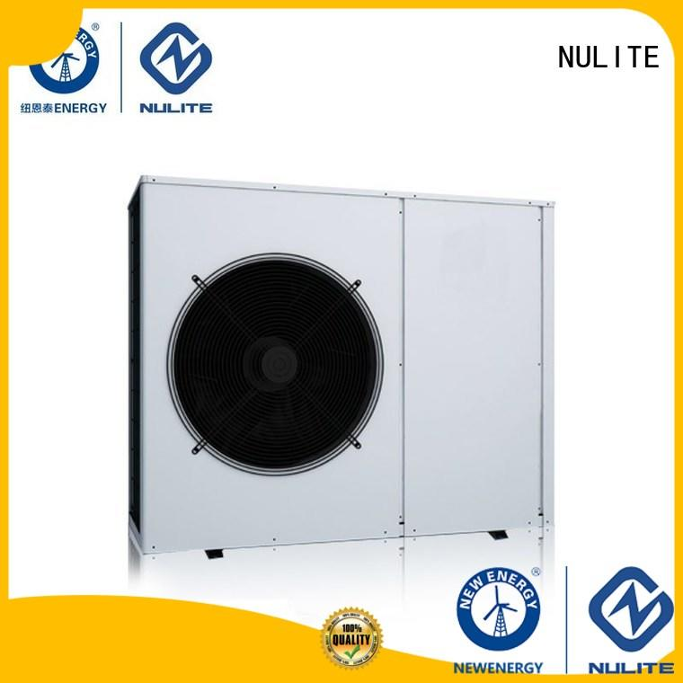 20kw outdoor heating swimming pool heat pump for sale NULITE Brand
