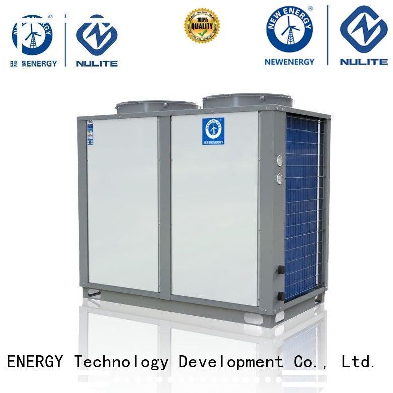 Hot evi air source heat pump pump NULITE Brand