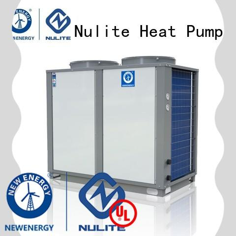 NULITE fast installation heat pump cooling system low cost for floor heating
