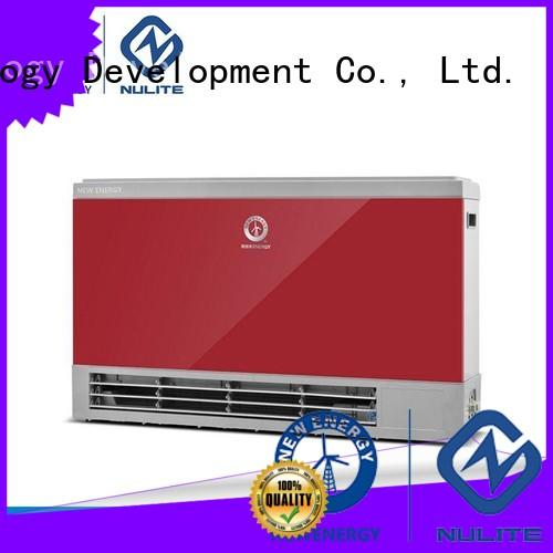 NULITE Brand floor-standing coil floor mounted fan coil units house supplier